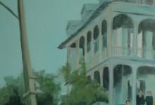 Heike Müller | Old Florida houses | artist Basel